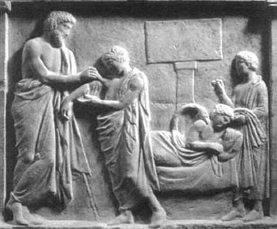 oilsandplants.com ~ Ancient Greek Medicine